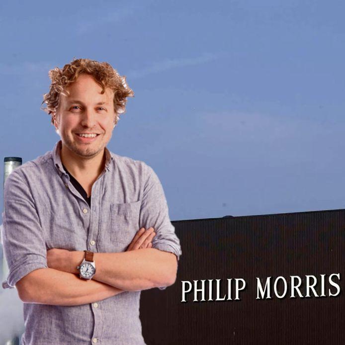 Philip Morris die in de astmamedicijnen gaat? Dat is volgens columnist Niels Herijgens zoiets als een cokedealer die aandelen neemt in een afkickkliniek.