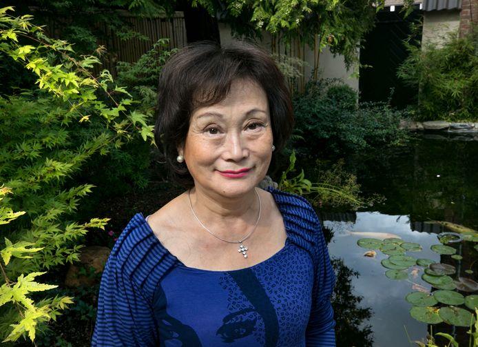 Yukari Tangena Suzuki uit Valkenswaard is voorzitter van de stichting Dialoog Nederland Japan Indonesië.
