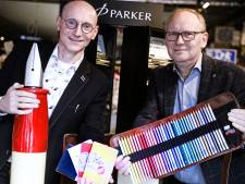 Einde van een tijdperk: Hengelose kantoorboekhandel en drukkerij Höfte stopt er mee