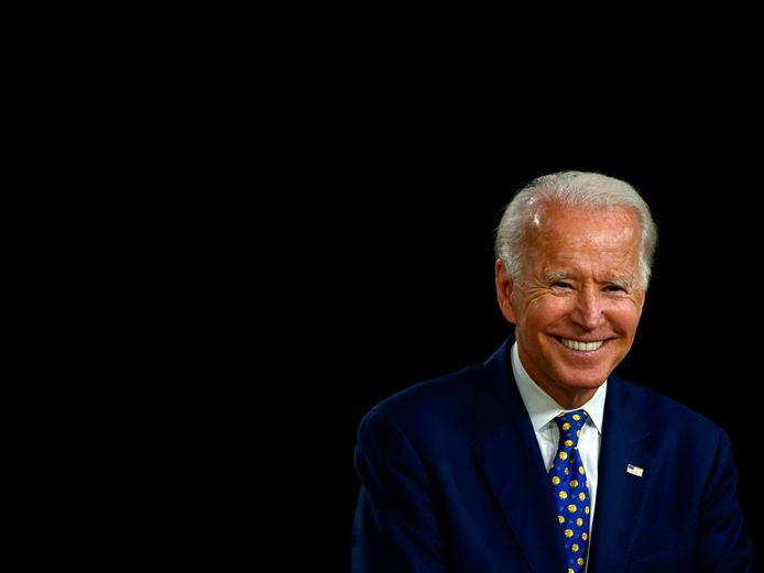 Joe Biden, président élu des États-Unis.
