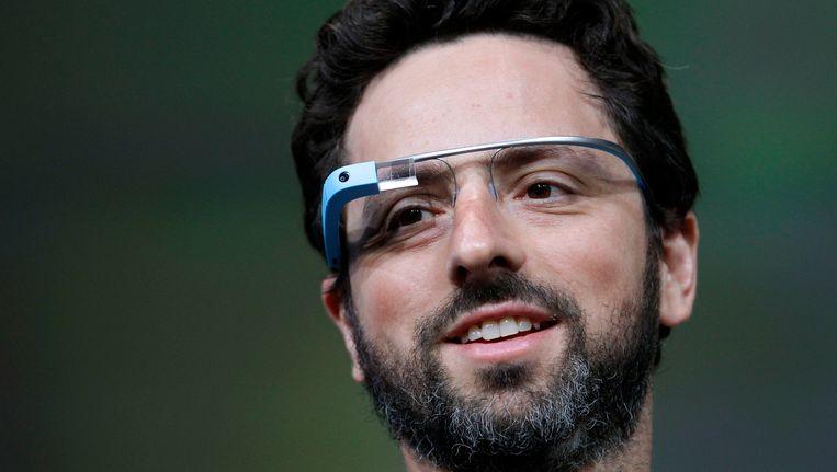 Sergey Brin Beeld AP