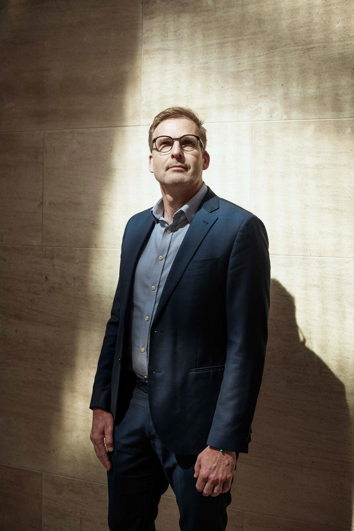 Frank Aalderinks: 'Het voordeel van filantropie is dat het direct vermogen vrijmaakt.' Beeld Kiki Groot