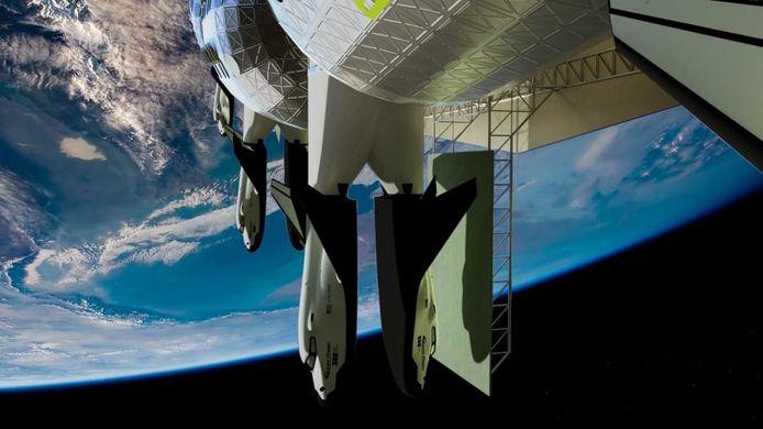 Voyager Station.