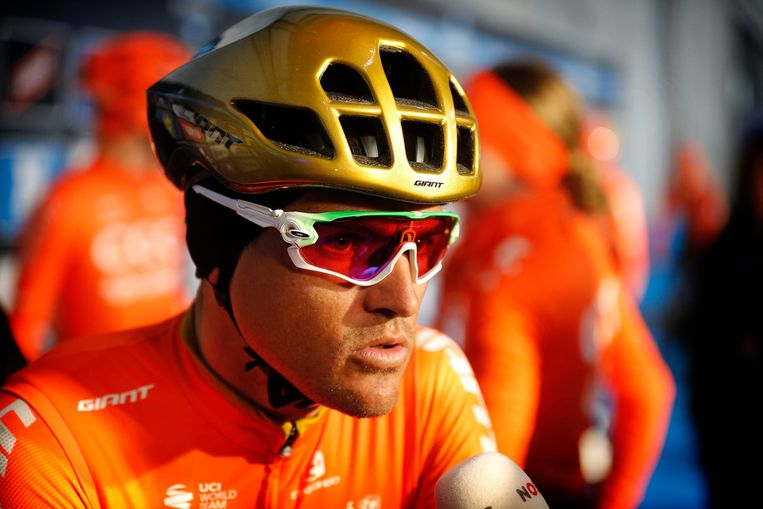 Greg Van Avermaet. Beeld Photo News