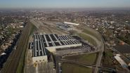 NMBS plaatst 5.600 zonnepanelen op werkplaats in Melle