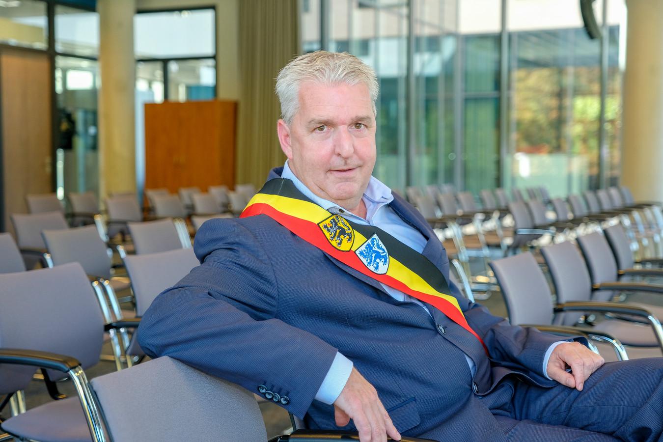 Jan Spooren, gouverneur du Brabant flamand (N-VA).