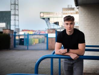 """Nils Struys gaat volgend seizoen een niveau hoger aan de slag bij eerstenationaler KVK Tienen: """"Ik wil zo ver mogelijk geraken"""""""