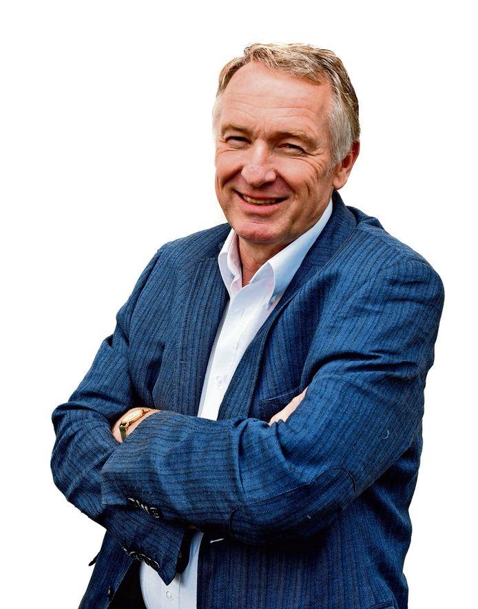 Henk van Schuppen.