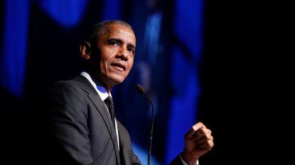 """Obama hekelt Amerikaans coronabeleid: """"Mensen aan de knoppen weten niet waarmee ze bezig zijn"""""""