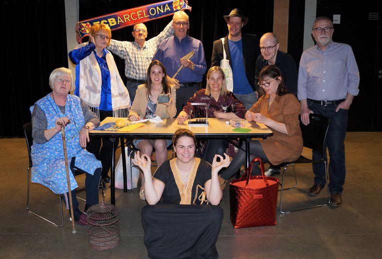 't Pannentheater is met 'Goei Boter' aan haar zesde productie toe