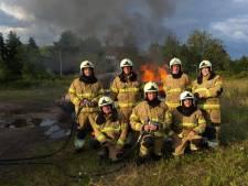 Cuijkse brandweer heeft er weer vrouwen bij