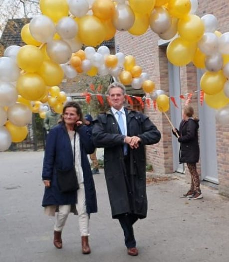 Sponsorloop bij afscheid van schooldirecteur in Oisterwijk levert 4120 euro voor Nepal op