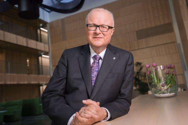 Thomas Schäfer was minister van Financiën van de deelstaat Hessen en gold als de 'kroonprins' van deelstaatpremier en partijgenoot Volker Bouffier.   Beeld EPA