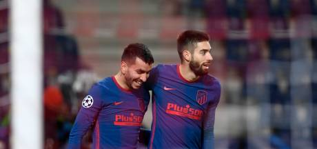 "Yannick Carrasco encensé par Diego Simeone: ""Fantastique"""