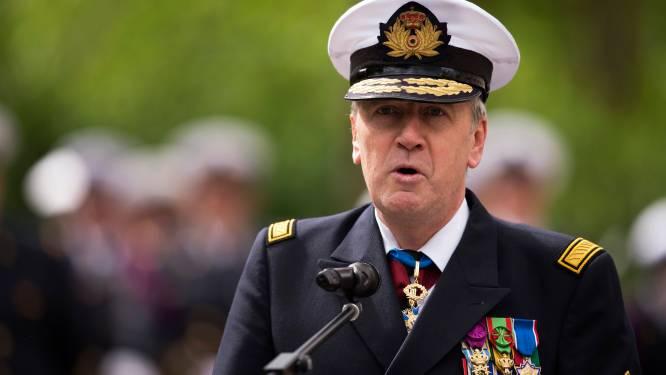 Michel Hofman binnenkort nieuwe Chef Defensie