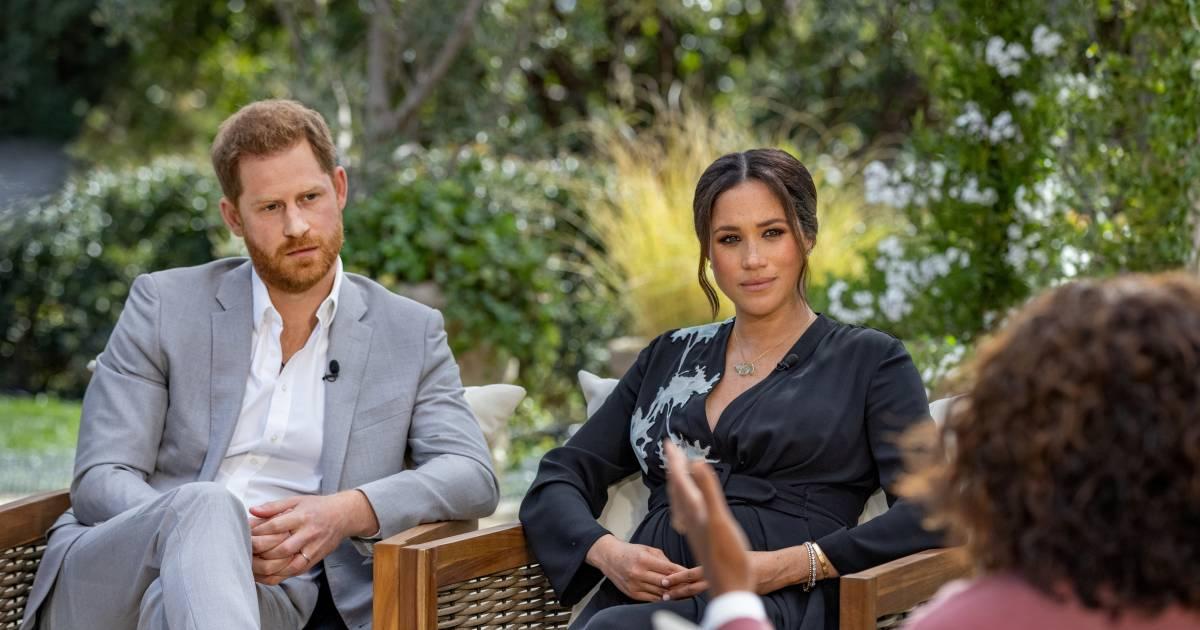 Prins Harry en zijn vrouw Meghan verwachten een meisje - AD.nl