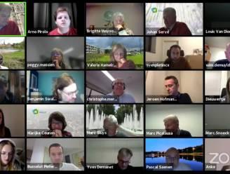 Eerste fysiek geplande gemeenteraad in Halle dan toch nog online door stijgende coronacijfers