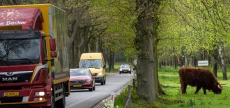 'Dassendodenweg' Guldenberg volgens omwonenden óók levensgevaarlijk voor fietsers