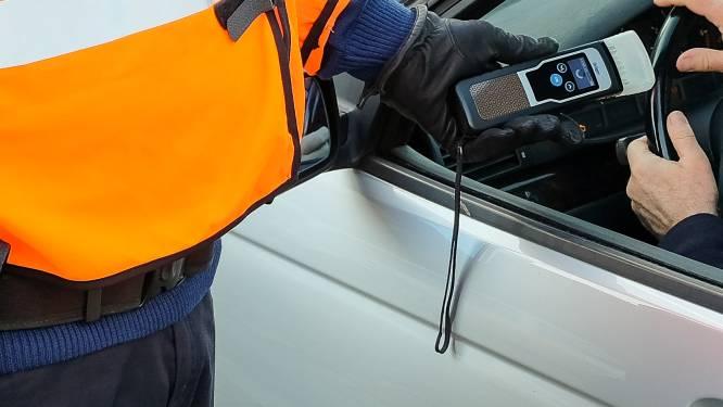 Alcoholcontroles in Beerse en Oud-Turnhout: acht rijbewijzen onmiddellijk ingetrokken
