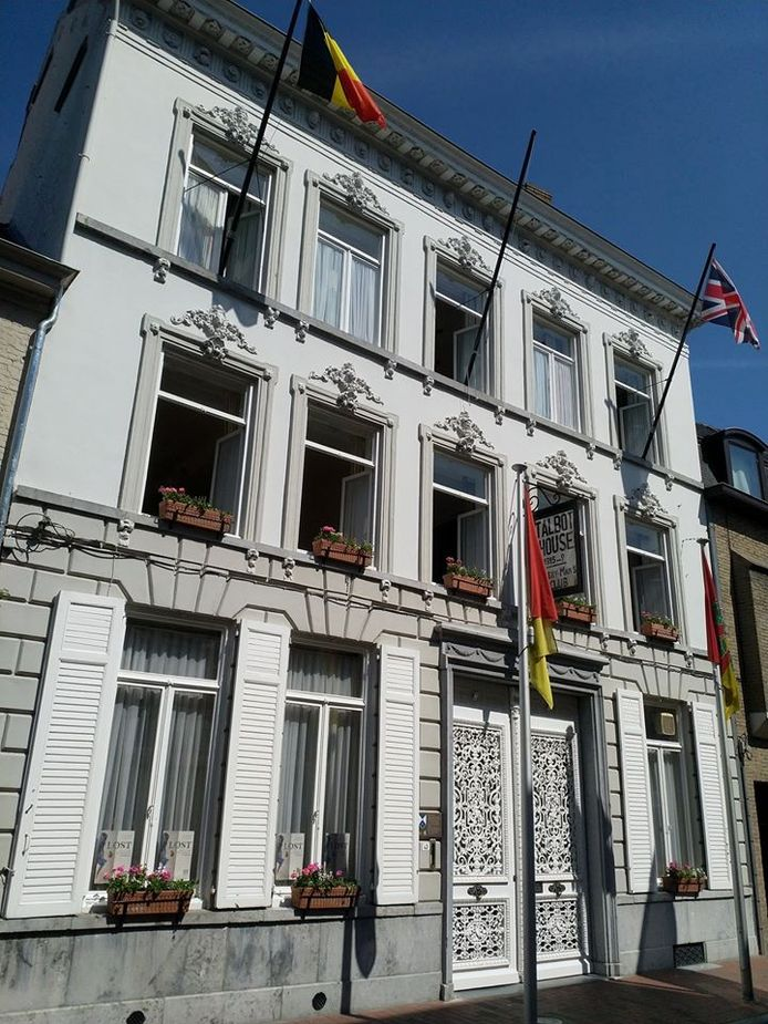 Talbot House in Poperinge.