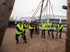 Eerste paal de grond in: nieuwe campus voor arbeidsmigranten in Waalwijk is in oktober klaar