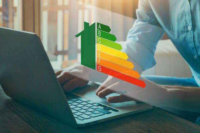 Een energielabel aanvragen kan nu niet meer via de computer. Je moet als huiseigenaar op zoek naar een erkend energieadviseur die thuis langskomt.