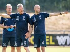 Assistent-trainer Peter Reekers vertrekt bij Heracles