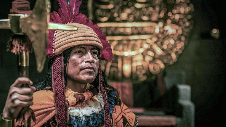 Söhne der Sonne - DOCU (2020 DUI) Sigrun Laste - E 2 Die Inka Beeld © doc.station/Hans Jakobi