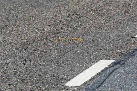 Tijdens onderzoek naar de schietpartij in Roosendaal werden meerdere kogelhulzen gevonden.