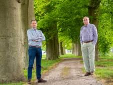 Hans en Gert mobiliseren buurt tegen bomenkap Het Loo: 'Dit kunnen we toch niet laten gebeuren?'