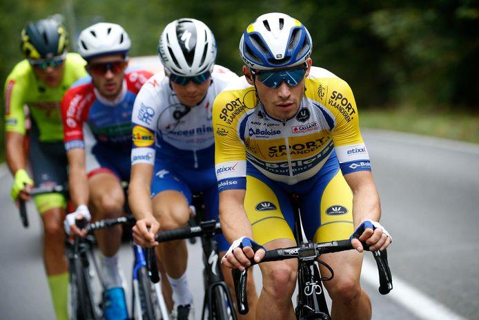 4 ploegen mogen alsnog aan Dwars Door Vlaanderen deelnemen met een wildcard.