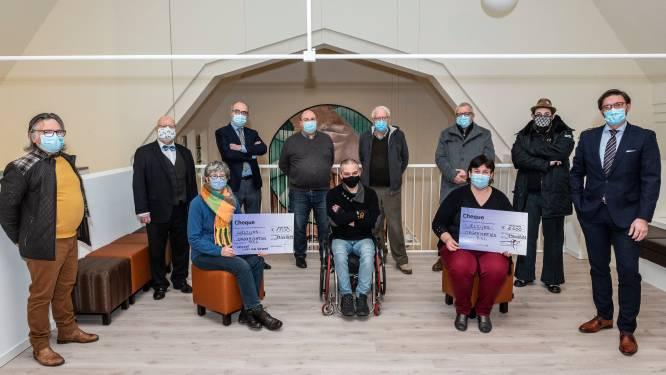 Motena en Lions Club Roeselare steunen welzijnsorganisaties