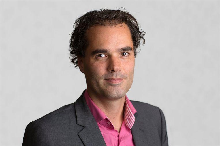 Amsterdamse wethouder Laurens Ivens. Beeld TRbeeld