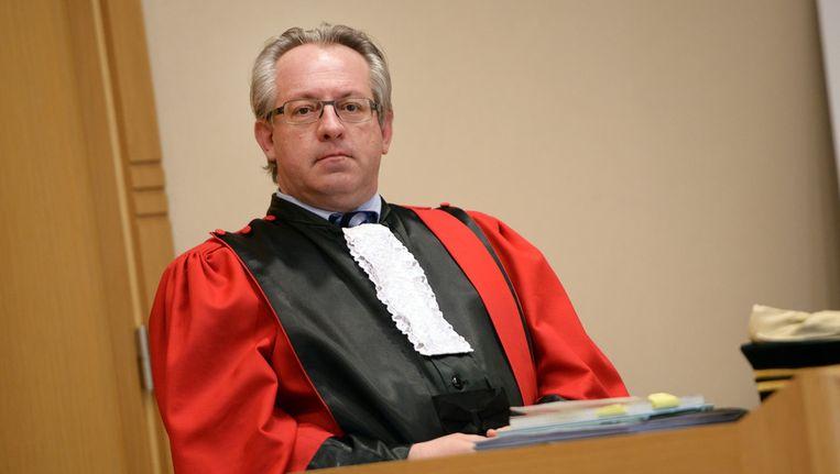 Openbaar aanklager Patrick Boyen Beeld BELGA