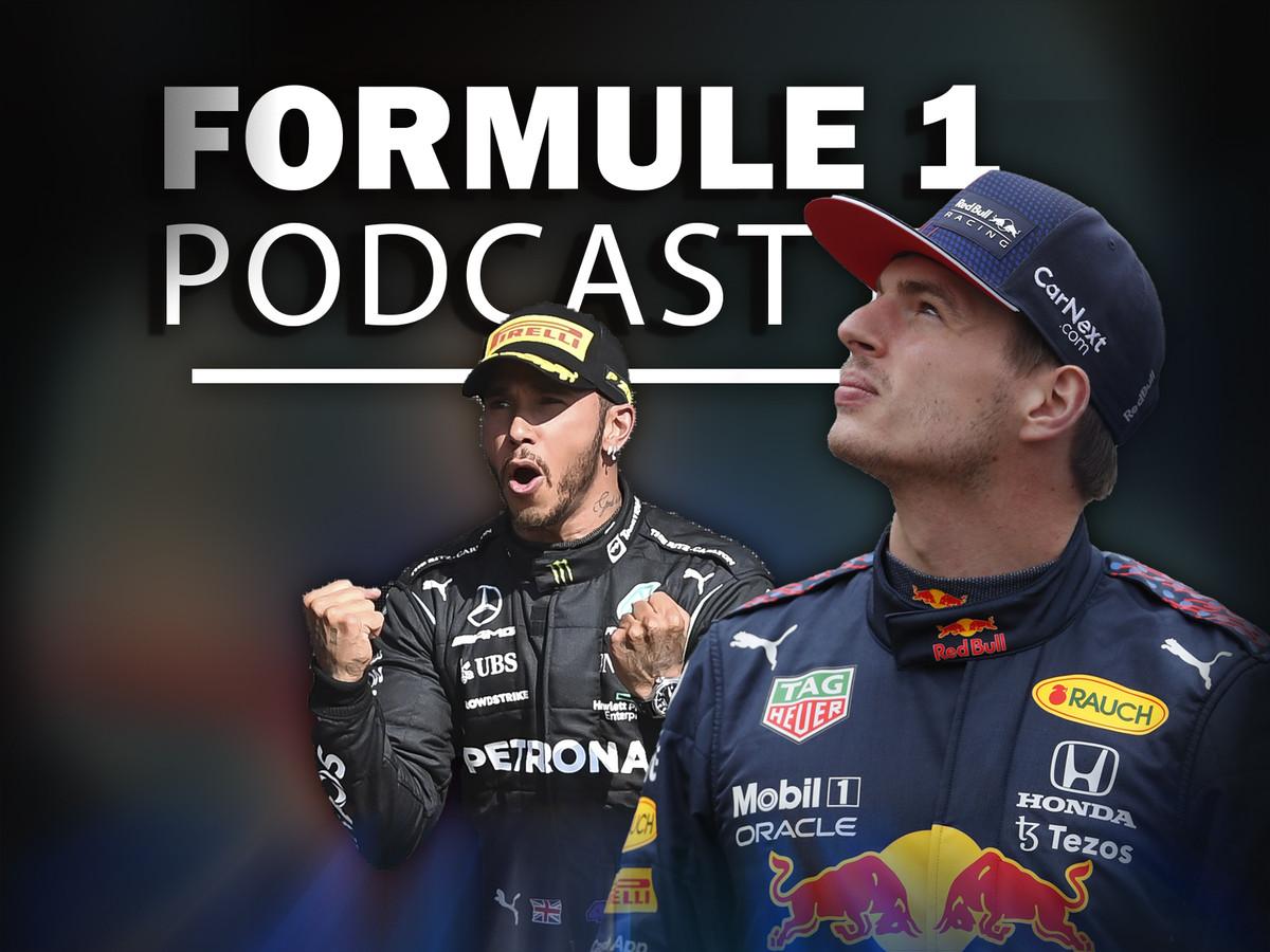 De Formule 1-podcast