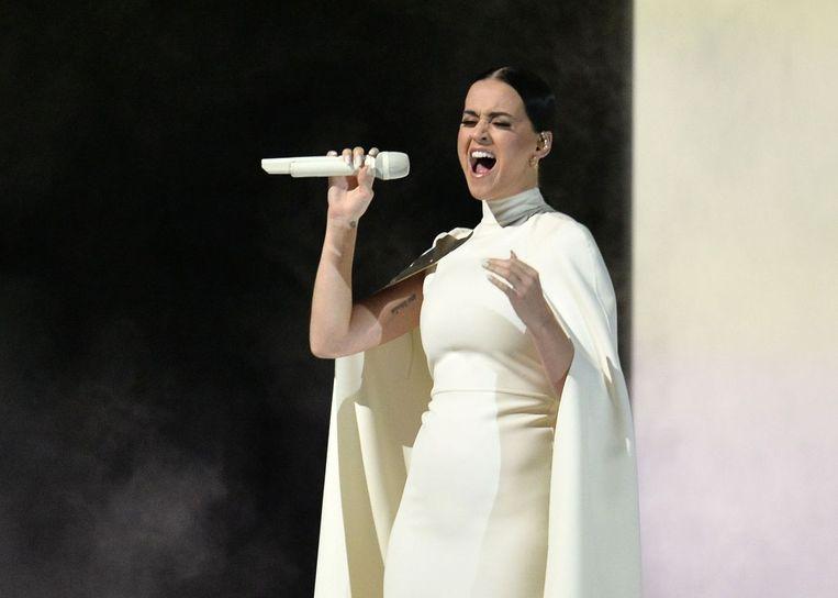 Katy Perry. Beeld AFP