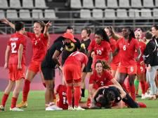 Canada wint wel van VS door rake strafschop en gaat naar olympische finale: 'Moeilijk te verteren'