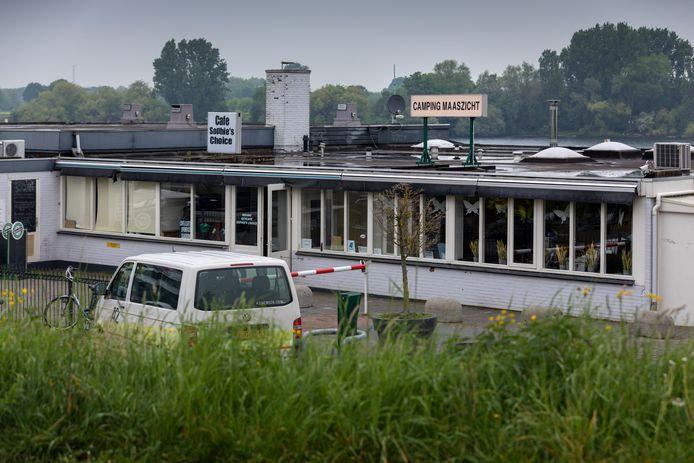 Driekwart van de geïnterviewde bewoners van camping Maaszicht was arbeidsmigrant.