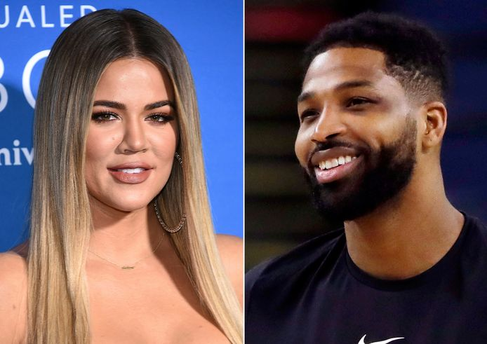 De relatie van Khloé Kardashian en basketballer Tristan Thompson zou opnieuw op de klippen zijn gelopen.