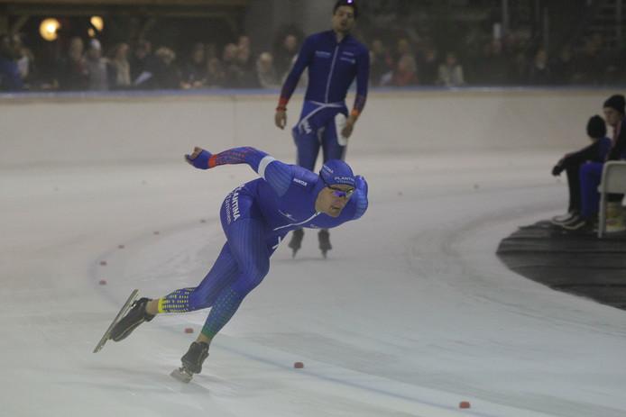 Thomas Krol kwam op de 1.000 meter in Nagano niet in het stuk voor.