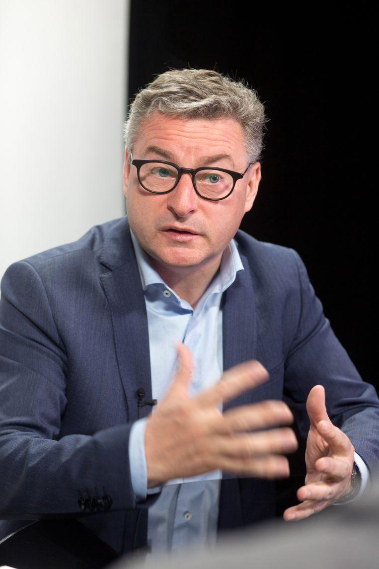 Koen Van den Heuvel ziet een tweede termijn als minister wel zitten.