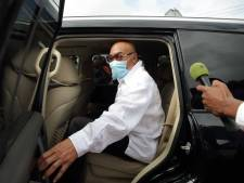 Rechtszaak Bouterse uitgesteld door coronabesmettingen