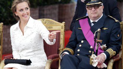"""Prinses Claire kreeg naast slepende ziekte ook corona: """"Kabinet van de koning is ons te hulp moeten schieten"""""""