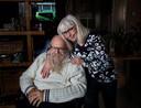 Arnol Kox met zijn vrouw Gerry