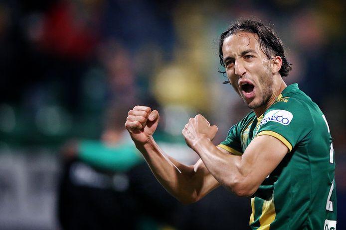 Keert Nasser El Khayati terug in de eredivisie?