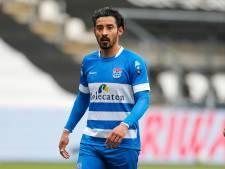Reza is blij dat zijn periode bij PEC erop zit: 'Ik deed wel vrolijk, maar dat was ik niet'