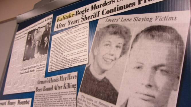 Oudste cold case ooit opgelost aan de hand van DNA: tienerkoppel doodgeschoten in 1956
