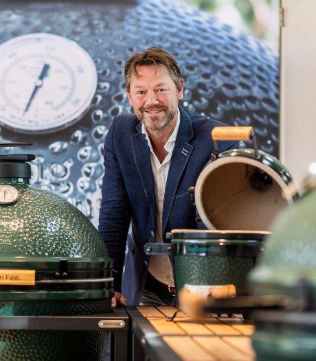 's-Gravenzander die Big Green Egg naar Europa haalde: 'Ik voel me niet te groot voor het Westland'