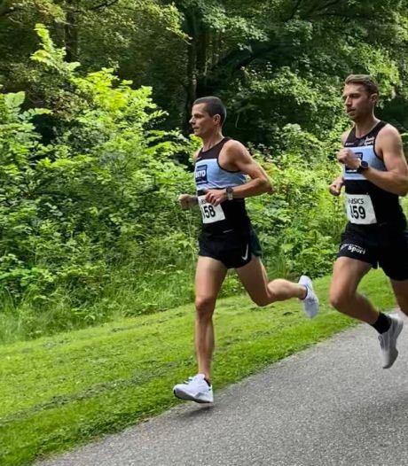 Lastminutedeelnemer Erwin Adan wint prompt Welcome Back Run in Vlissingen