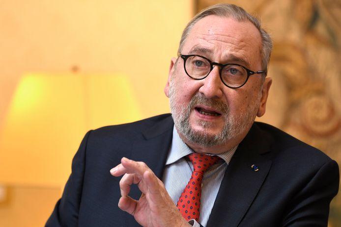 Philippe Roland, Premier président de la Cour des comptes.
